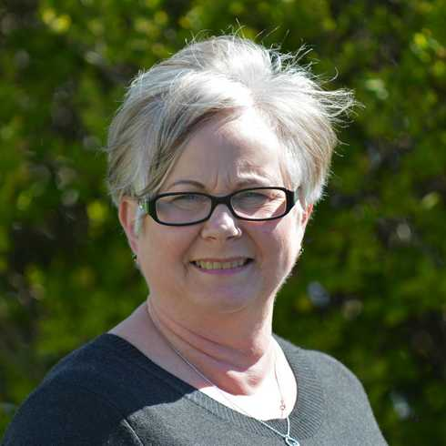 Kathy Arras - Business Support Administrator